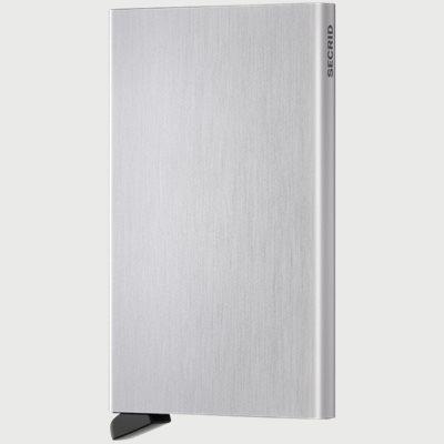 Aluminiums Cardprotector Aluminiums Cardprotector | Grå